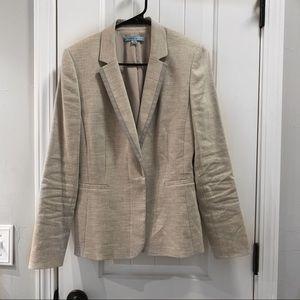 Gray blazer size 6